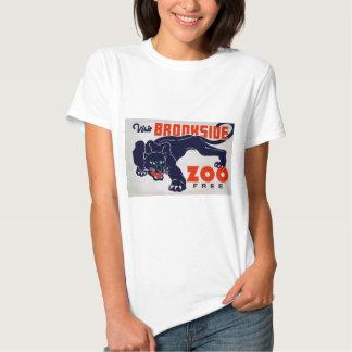 O jardim zoológico de Brookfield Tshirts