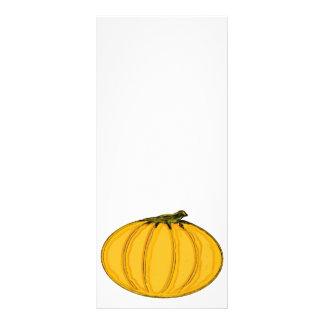 O jGibney pumpkin7tc100 da série do artista do MUS Planfeto Informativo Colorido