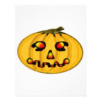 O jGibney Pumpkinfirey da série do artista do MUSE Papel De Carta