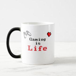 O jogo é caneca da vida