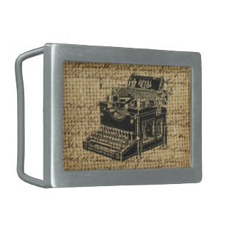 o journalista scripts a máquina de escrever antiga