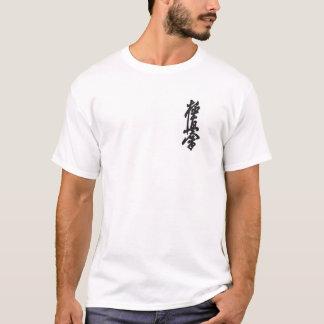 O karaté o mais forte de Kyokushin Camiseta