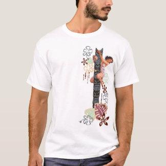 O kitsch Bitsch: Acima de uma árvore de Tiki! Camiseta