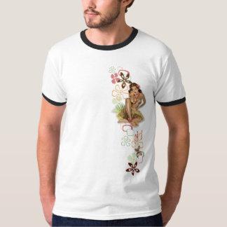 O kitsch BItsch: Quadris de Hula! T-shirts