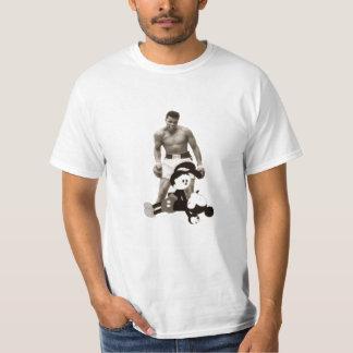 O KO Sting de Mohammad Ali Mickey gosta de uma Camisetas