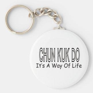 O kuk de Chun fá-lo é um modo de vida Chaveiros