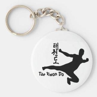 O kwon de Tae faz Chaveiro