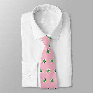 O laço de seda dos homens, ponto verde, gravata
