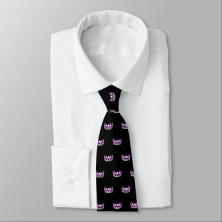 O laço dos homens da coroa da orquídea da gravata