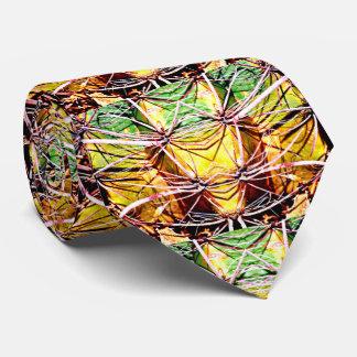 O laço dos homens estrangeiros do cacto gravata