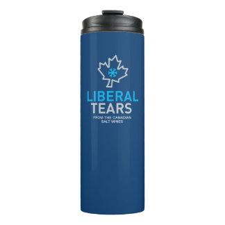 O liberal rasga o Tumbler engraçado de Canadá das
