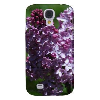 O Lilac floresce o capa iphone 3