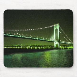 O limão cronometra o mousepad da ponte