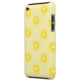 o limão fresco frutifica ipod touch do teste padrã capa para iPod touch