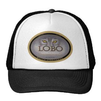 O Lobo Wines chapéu do camionista Boné