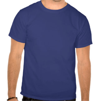 O local está para baixo: (T-shirt engraçado do gee