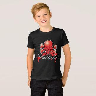 O logotipo do grupo de rock de Dreadfullz Camiseta