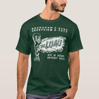 O Luau (parte dianteira e parte traseira) Camiseta
