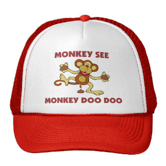 O macaco vê & Doo Doo Bone