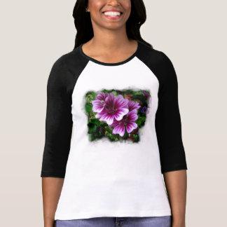 O Malva floresce o ~ T Camisetas