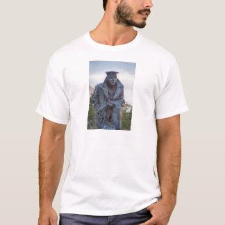 O marinheiro solitário camiseta