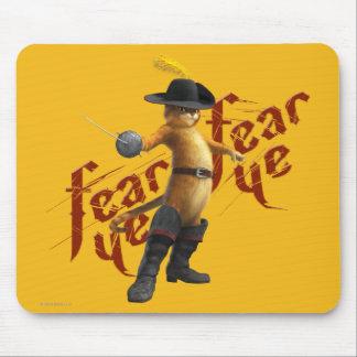 O medo YE teme o YE Mouse Pad