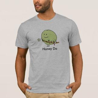 O mel faz camiseta