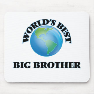 O melhor big brother do mundo mouse pad