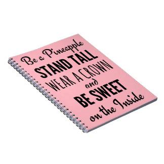 O melhor caderno inspirador para ela