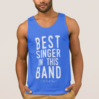 O melhor cantor (provavelmente) (branco)