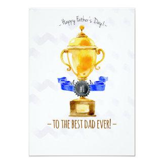 O melhor cartão com fotos do pai nunca