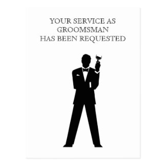O melhor cartão do homem ou do padrinho de