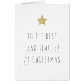 O melhor cartão do Natal da fónica do professor