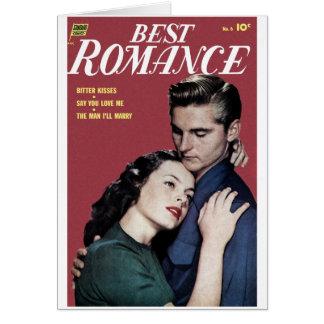 O melhor cartão do romance #6