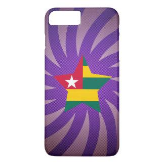 O melhor design da bandeira de Togo Capa iPhone 7 Plus