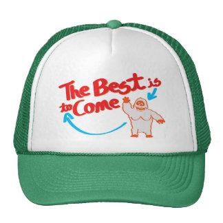 """O melhor é """"Yeti"""" a vir Boné"""