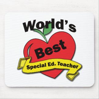 O melhor Ed especial do mundo. Professor Mouse Pad