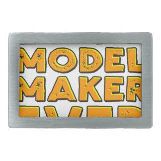 O melhor fabricante modelo nunca
