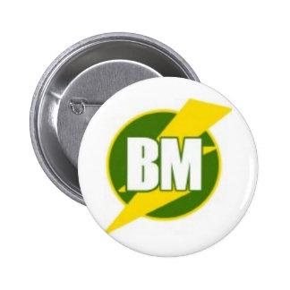 O melhor homem B/M Pins