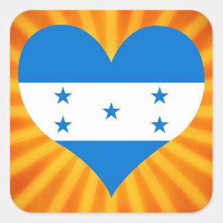 O melhor Honduras bonito de venda Adesivo Quadrado