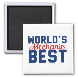 O melhor mecânico do mundo imã