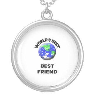 O melhor melhor amigo do mundo bijuterias personalizadas