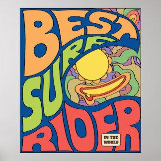 O melhor poster do surf nunca pôster