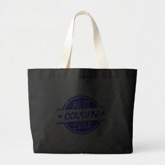 O melhor primo sempre azul bolsa para compras