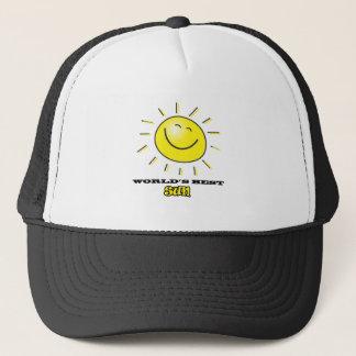 O MELHOR SOL do MUNDO - luz do sol de sorriso Boné