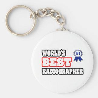 O melhor técnico de radiologia do mundo chaveiro