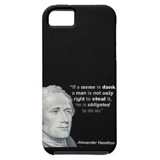 O Meme húmido de Alexander Hamilton - capa de