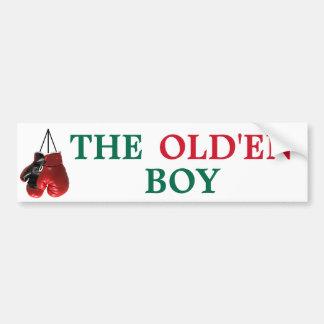 O menino de Old'en Adesivos