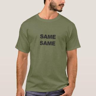 O mesmos mesmos, mas camisa diferente de Tailândia