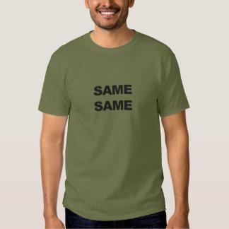O mesmos mesmos, mas camisa diferente de Tailândia T-shirt